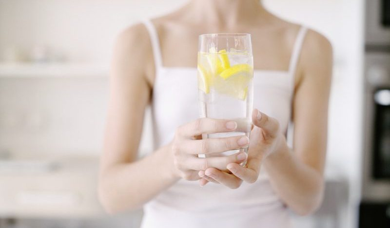 is lemon water in the morning bad for my teeth?