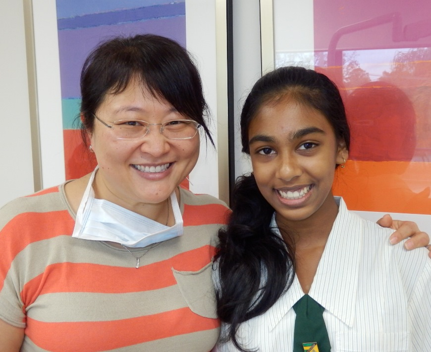 Smile of the Week with Dr Chang