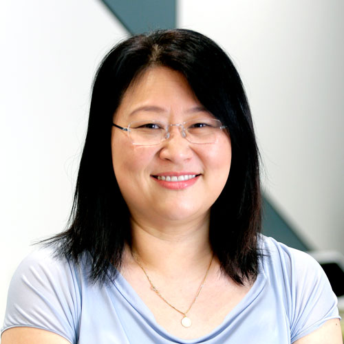 Dr Anna Chang